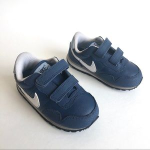 Nike LIMITED EDITION Navy Cortez Sneakers Toddler